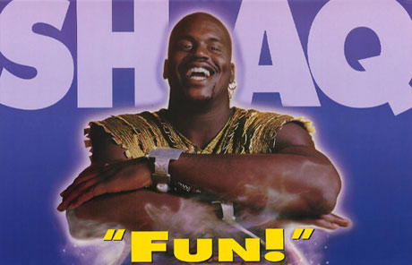 Shaq Returns to the Rap Game, Disses Kobe