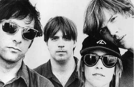 Sonic Youth Working With Zeppelin's John Paul Jones On Dance Collaboration