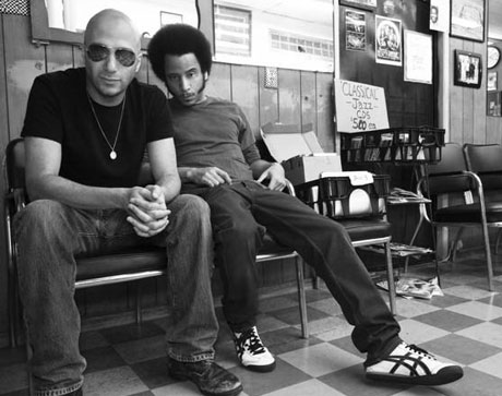 RATM's Tom Morello and the Coup's Boots Riley Become Street Sweeper Social Club