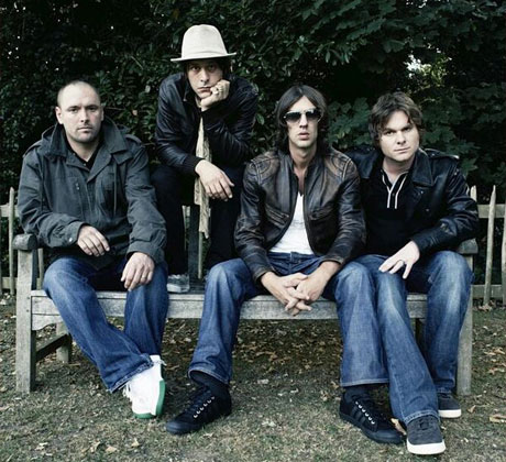 "The Verve ""Love Is Noise"""
