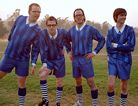Weezer Pen World Cup Anthem, Plot Canadian Festival Appearances