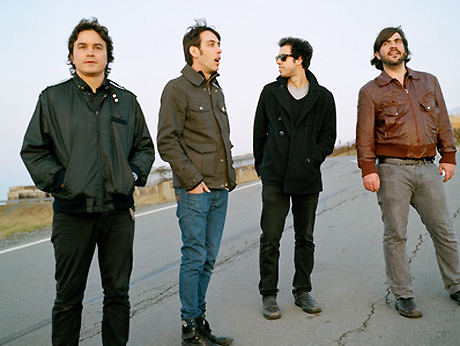 Wolf Parade Live on <i>Q</i> (video)