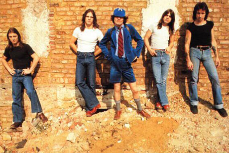 Ex-AC/DC Bassist Pens Autobiography About Band's Early Days