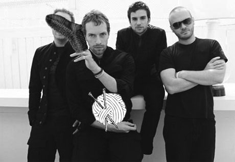 "Coldplay Admit to ""Feeling Complete"" When Knitting in Studio"
