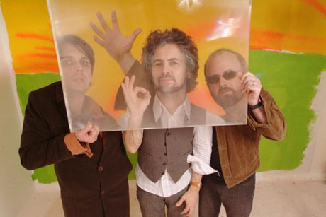 "Flaming Lips Song Rejected Then Reinstated As ""Official Oklahoma Rock Song"" Nominee"