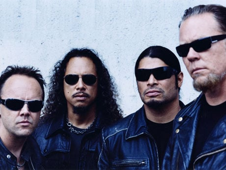 Metallica Release Digital Box Set On iTunes