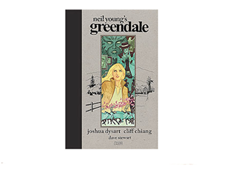 Neil Young Releases Graphic Novel Adaptation of 2003's <i>Greendale</i>