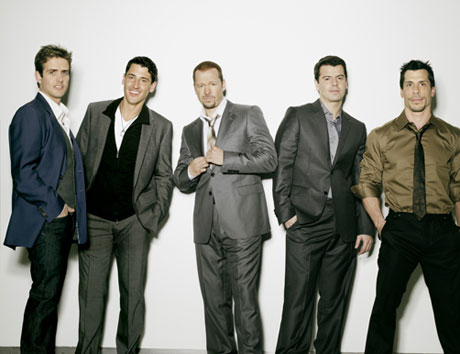 New Kids on the Block Can't Hack Worldwide Recession, Cancel Aussie Tour