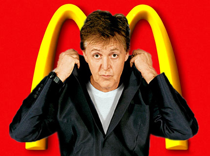 Paul McCartney Emerges Victorious in Battle Against McDonald's