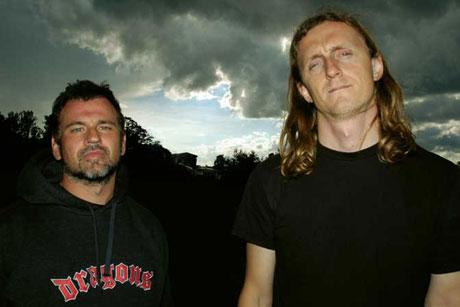 Sam Dunn and Scot McFadyen (<i>Iron Maiden: Flight 666</i>)