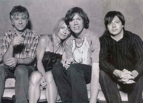 "Sonic Youth's Next Album To Feature ""Juicy Supersonic Songs"""