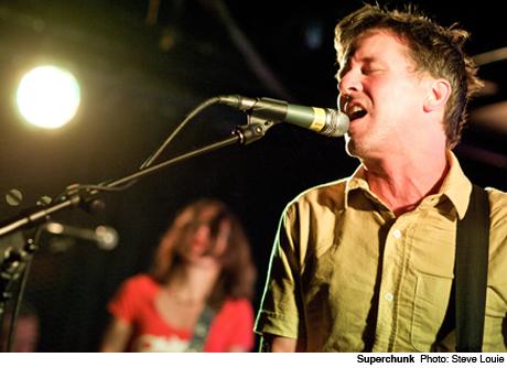 Superchunk The Biltmore, Vancouver BC October 13