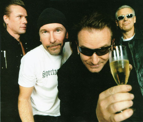 U2's Tax Shelter Accused of Hurting Impoverished Countries
