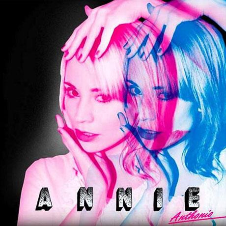 """Annie """"Anthonio"""""""