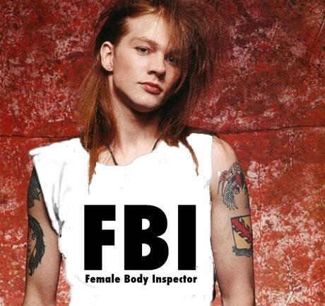 FBI Investigating Guns N' Roses Leak