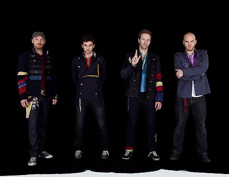 Coldplay to Auction Off Old Gear for Charity