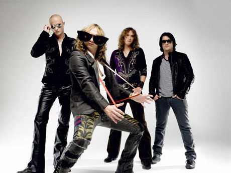The Darkness Rumoured To Be Reuniting