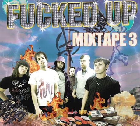 Fucked Up Start Blog War, Prep New Singles and Mixtape