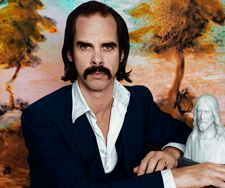Nick Cave Announces Book Signings in Toronto and Ottawa