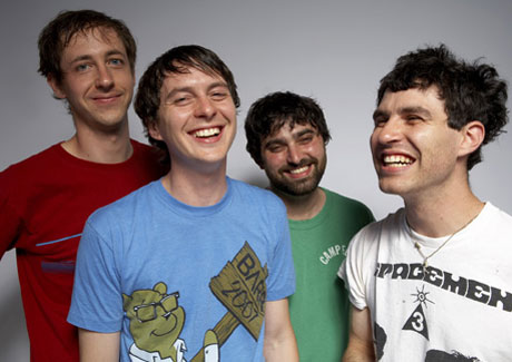 FatCat Reissues Animal Collective Catalogue On Vinyl