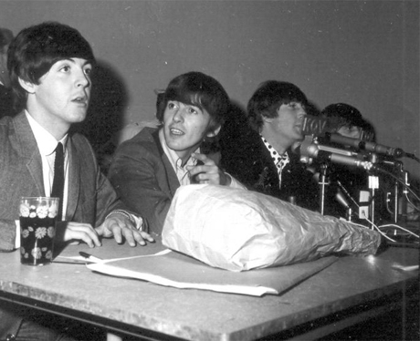 """Beatles' """"Bigger Than Jesus"""" Toronto Tapes Go Unsold at L.A. Auction"""