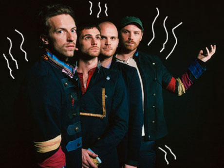 Coldplay Change Fashion Sense To Get the Stink Out