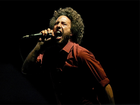 Rage Against the Machine's Zack De La Rocha Ropes in Kanye West, Michael Moore, Sonic Youth for Arizona Boycott