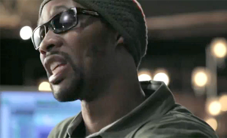 RZA Joins Cast of Quentin Tarantino's 'Django Unchained'