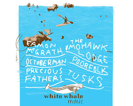 White Whale Celebrates Five Years With Tour