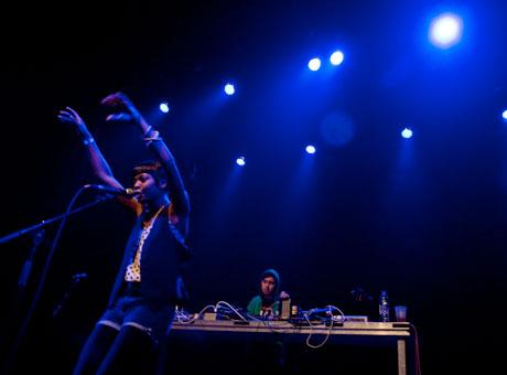 Montreal's Allen McEachern To Begin Year-Long Concert Photo Documentary