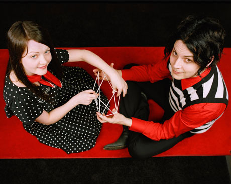 "Jack White: ""White Stripes album maybe next year"""