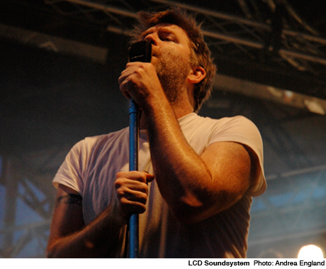 LCD Soundsystem's Final Show to Get DVD Release