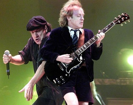 AC/DC / The Answer Rogers Centre, Toronto ON January 9