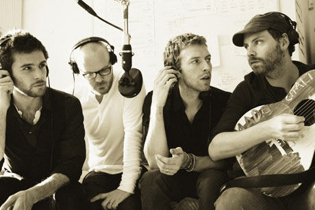 Coldplay's New Album Inspired by Rebel Groups, Graffiti Artists