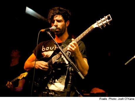 Foals Announce North American Tour, Play Vancouver, Toronto and Montreal