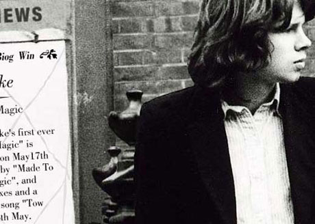 Nick Drake <i>A Skin Too Few</i> documentary