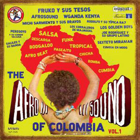 Various The Afrosound Of Colombia