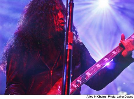 Alice In Chains / Deftones / Mastodon Molson Canadian Amphitheatre, Toronto ON September 18