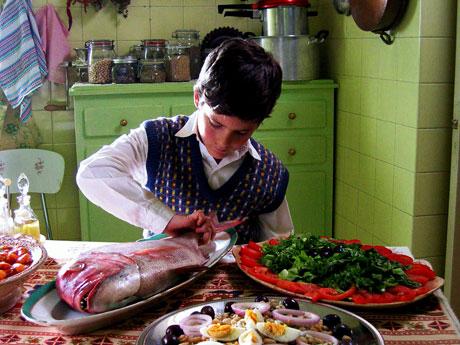 A Touch of Spice Tassos Boulmetis