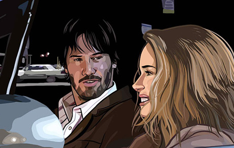 A Scanner Darkly [Blu-Ray] Richard Linklater