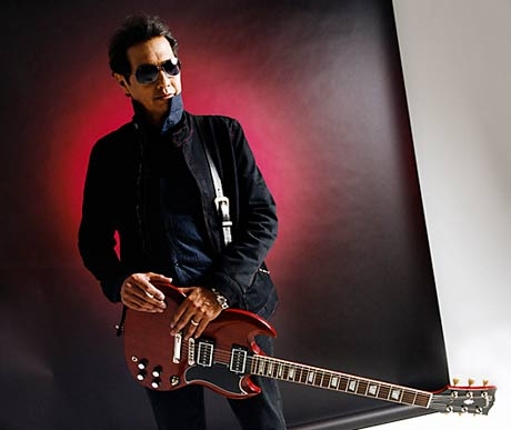 Alejandro Escovedo Ropes In Bruce Springsteen and Ian Hunter for New Album