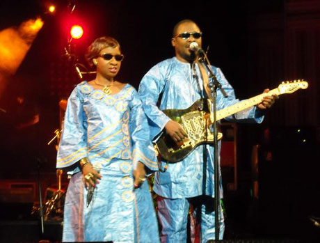Amadou & Mariam Phoenix Concert Theatre, Toronto, ON June 4