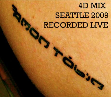 Amon Tobin 4-Deck Mix
