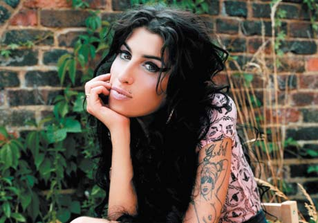 Amy Winehouse gets arrested