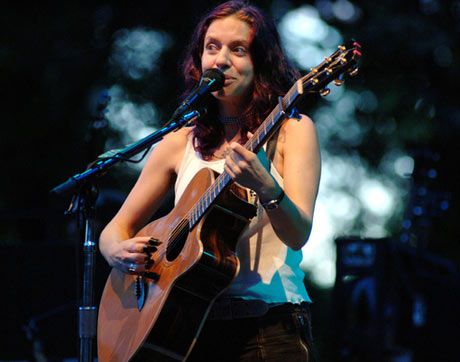 Ani Difranco Live at Babeville - Buffalo, New York
