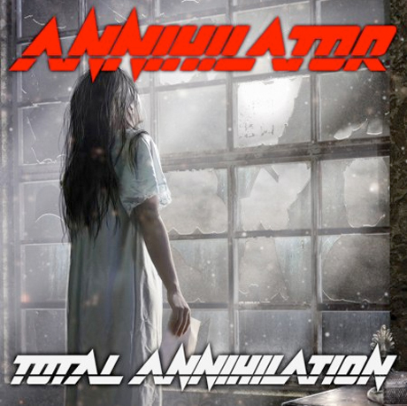 Annihilator Release Free Best-of, Reissue Back Catalogue