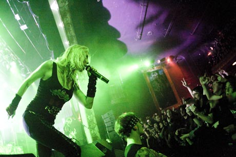 Arch Enemy / Dark Tranquillity / Divine Heresy / Firewind Opera House, Toronto ON May 16