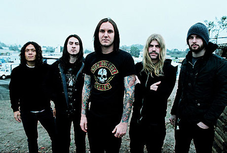 "As I Lay Dying ""Anodyne Sea"" (video)"