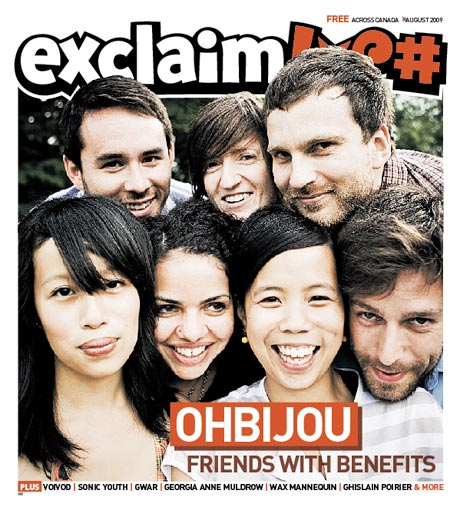 Dig into Ohbijou, Voivod, YACHT and So Much More in Exclaim!'s Hot-off-the-Presses August Issue