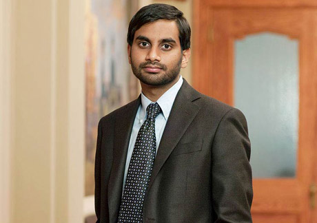 Aziz Ansari Intimate Moments for a Sensual Evening